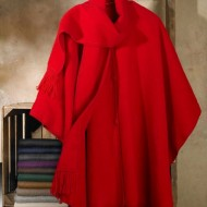 Cape red hanger